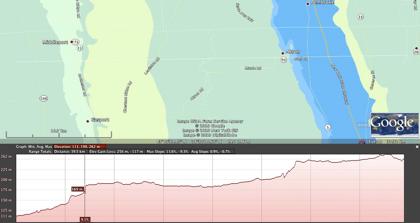 Google Earths Elevation Profile Tool USGS Digital Geologic Maps